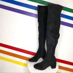NEW Urban Outfitters over the knee boots